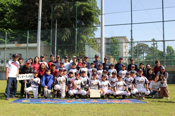 相模原市少年野球春季大会3位入賞!